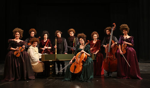 Croatian Baroque Ensemble